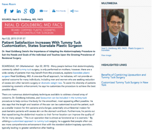 Scarsdale-Plastic-Surgeon-Offers-Customized-Tummy-Tuck-Surgery-for-Improved-Outcomes
